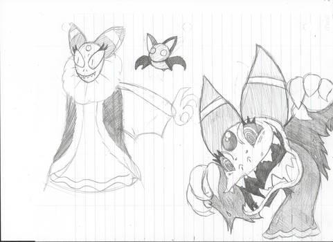 Cattleta Sketchs
