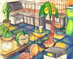 Fruit Kitchen