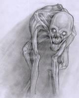 Ghoulish Ghoul by DarkSideOfDuzio