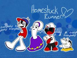 Homestuck Runner