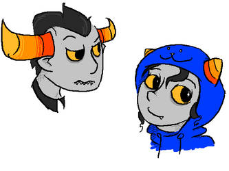 troll doodles