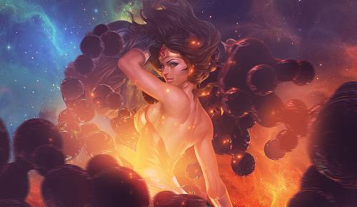 """Débat sur ce qu'est un """"Artiste"""" Wonderwoman_x_metaballs_by_aztarial-d99qdiu"""