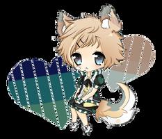 Misaki by bunniiadopts