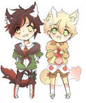 Couple adopts:closed
