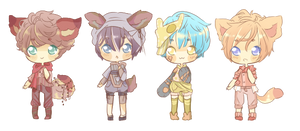 Little adopt batch:open*price lowered