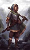 Ranger by DustinWalkerArt