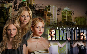 Ringer: SMG Wallpaper. by TheChimeraDoll