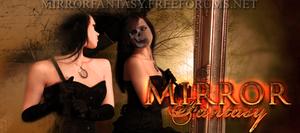 Mirror Fantasy Forum - Autumn Theme Banner. by TheChimeraDoll