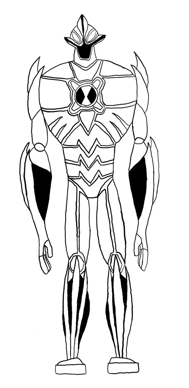 waybig coloring pages | ultimate waybig by arthurpprado on deviantART