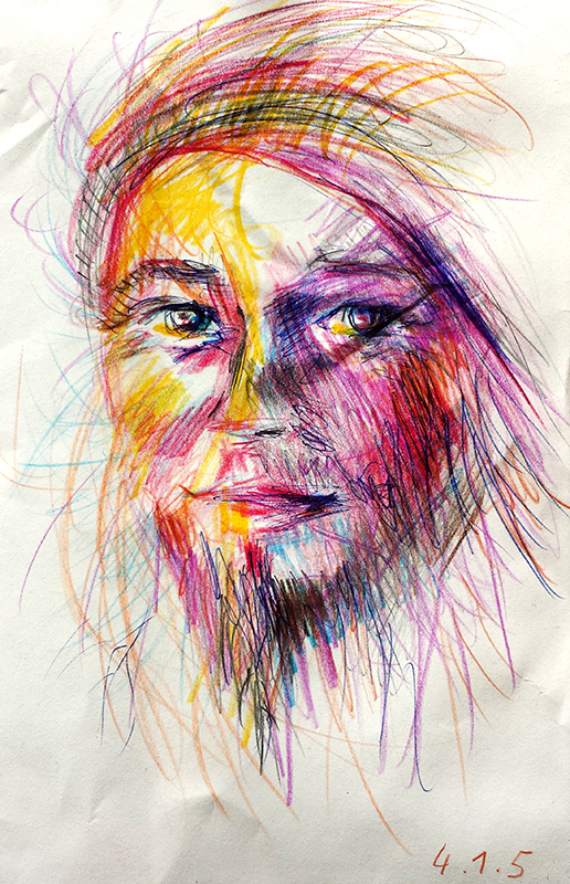 Acid Me by yama-dharma