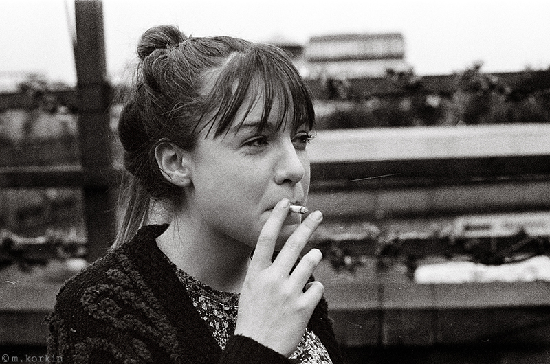 Smoking Day by yama-dharma