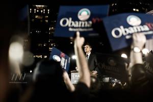 President Obama by Omega300m