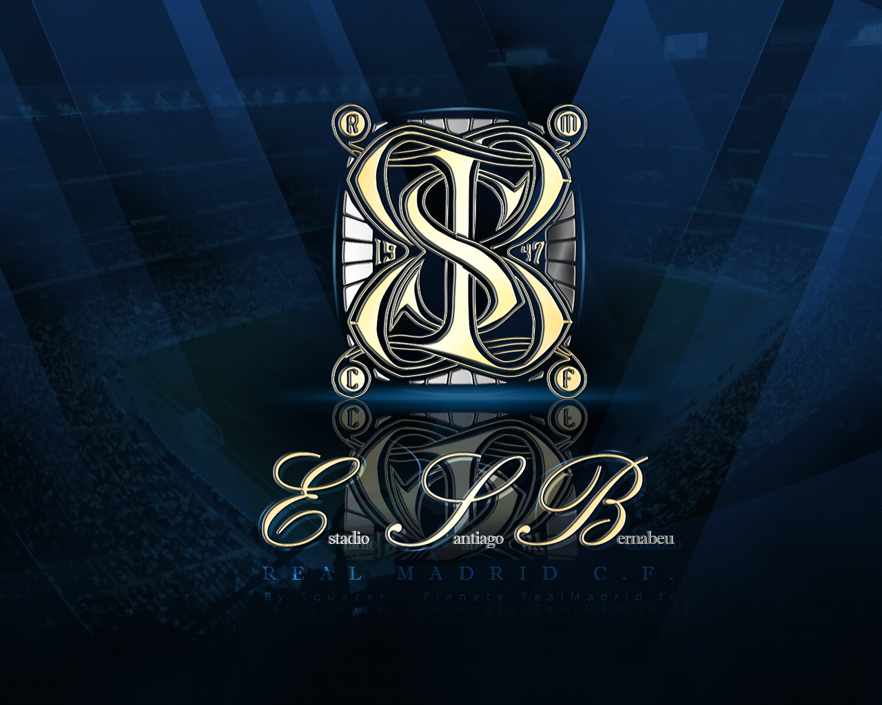 Estadio Santiago Bernabeu 2 by real-squazer on DeviantArt