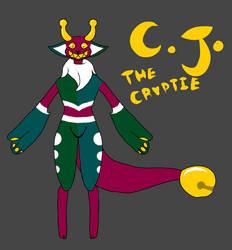 C.J. the Cryptie