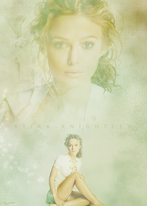 Keira Knightley by galato