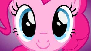 Pinkie Pie Close-up
