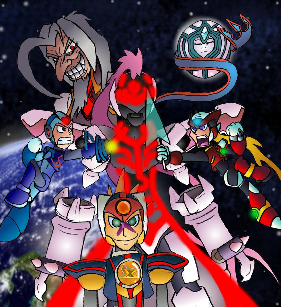 Dr Weil Mega Man
