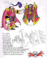 Sonic Adventure 3 Concept - Emperor Eggman by warahi