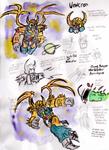 Unicron (Mega Crossover) Reference Sheet