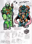 Warahi Transformers - Zeta Supremus