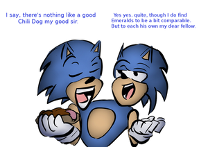 Two-Headed Sonic - Request Week