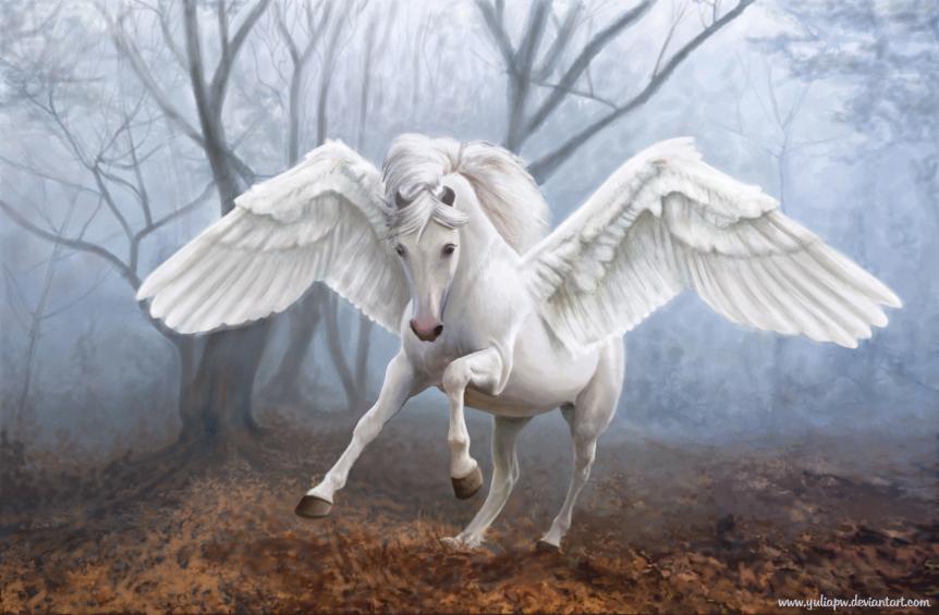 Pegasus 2 by YuliaPW