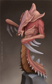 Hydralisk colour