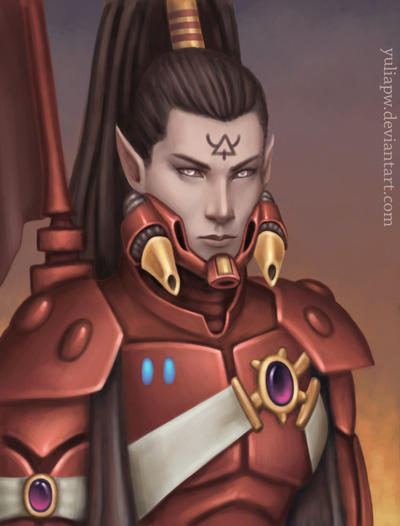 Autarch: Teion Sha'eilsial by YuliaPW