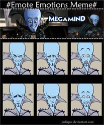 Emoticon Megamind