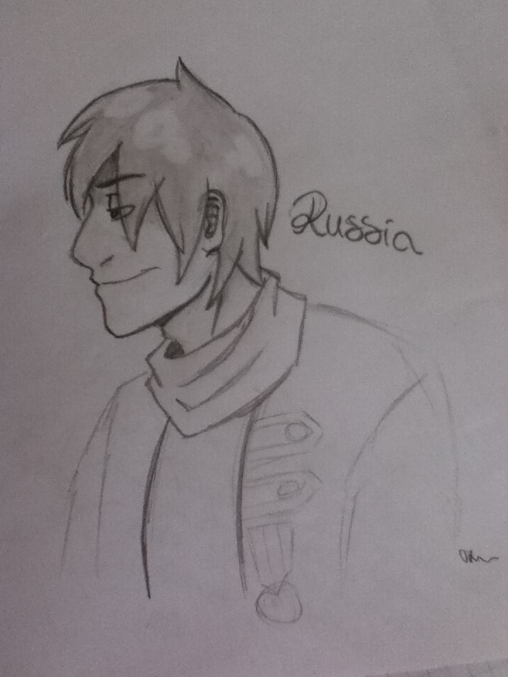 Russia by Thea0605