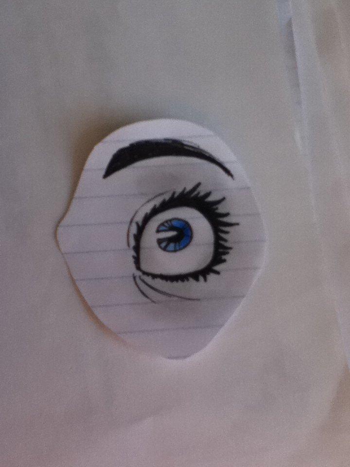 eye by Thea0605