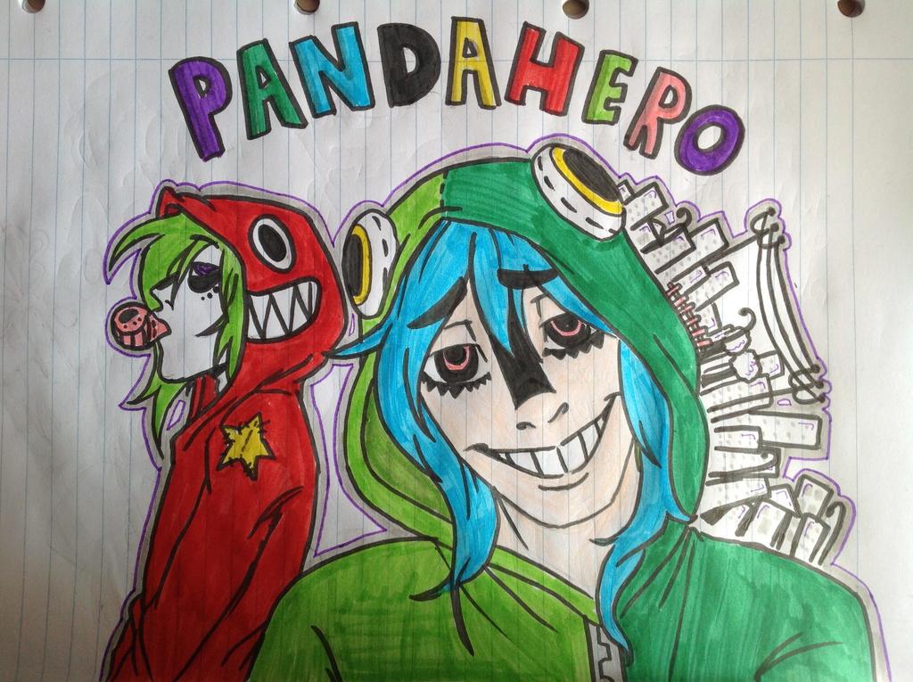 Pandahero by Thea0605