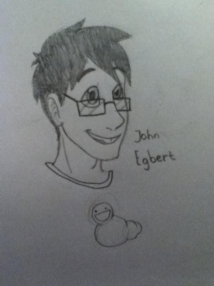 John Egbert by Thea0605