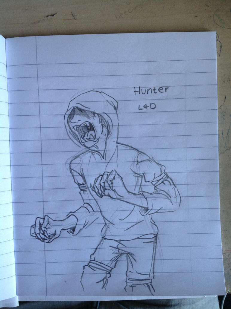 Hunter by Thea0605