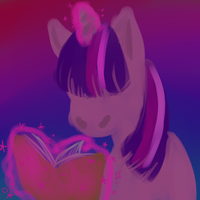 twilight sparkle by Thea0605
