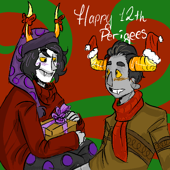 happy 12th Perigree!! by Thea0605