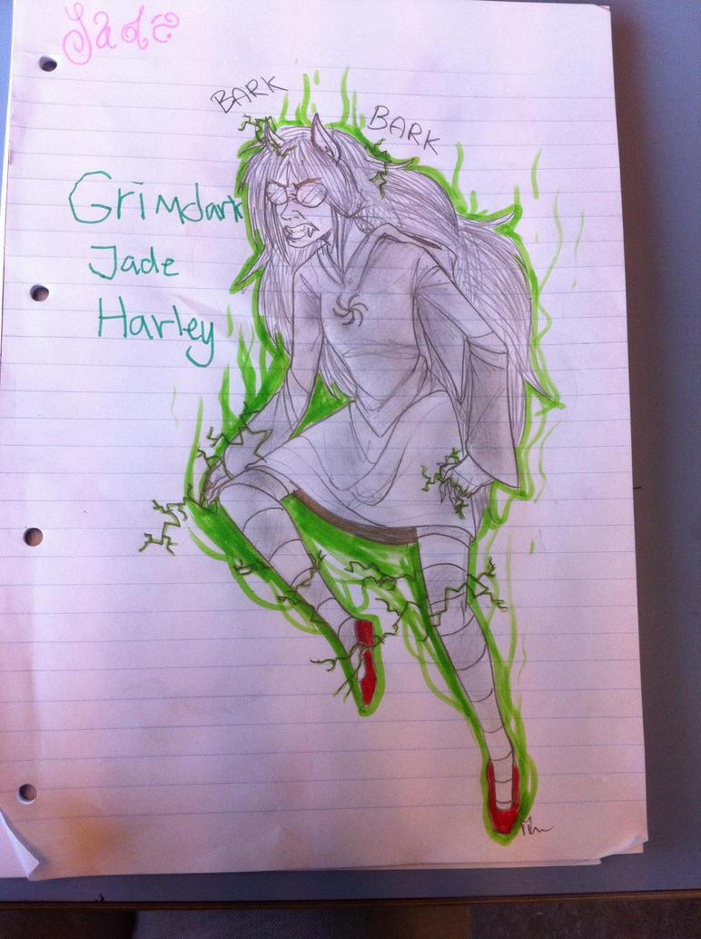 Jade Grimmdark by Thea0605