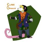 Zootopia Clara Opossum