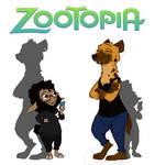 Zootopia Re Design