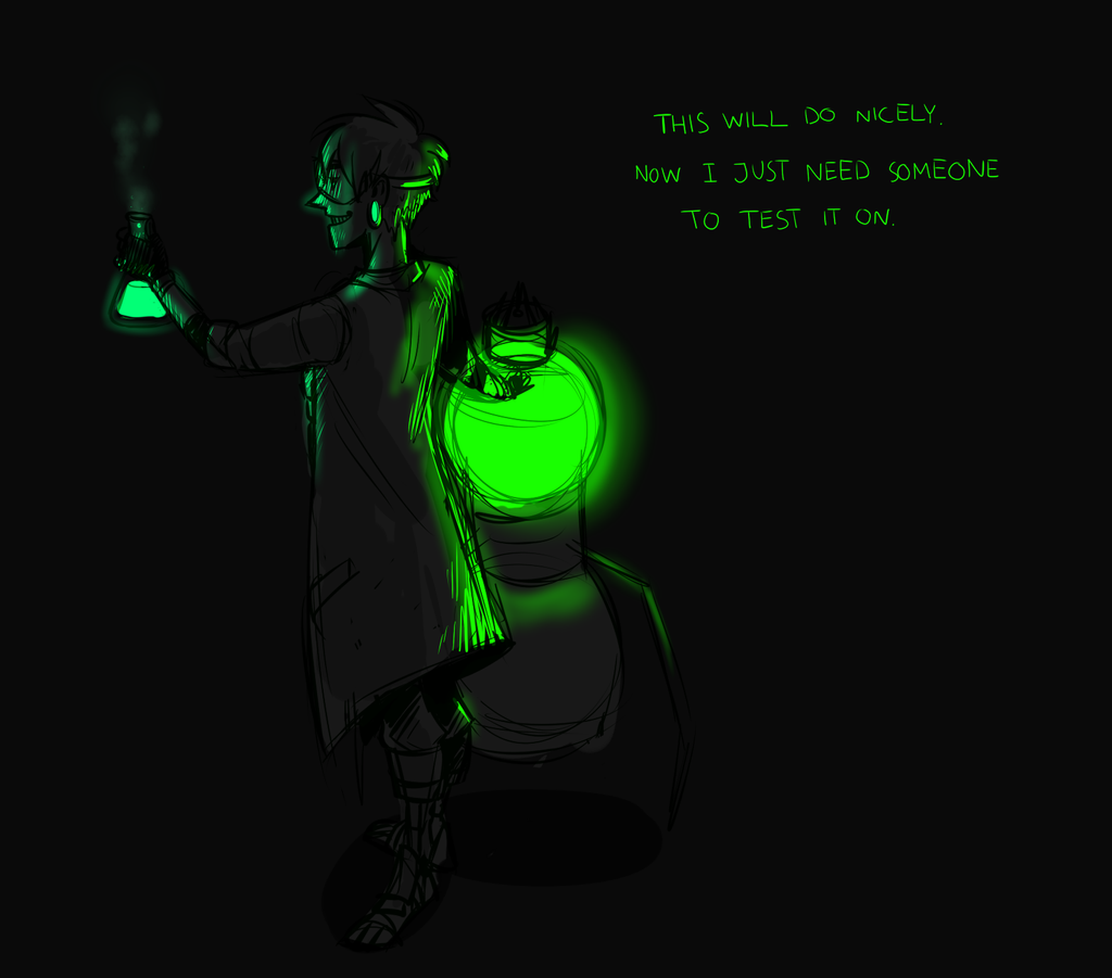 Overwatch Oc - experiments by Thea0605