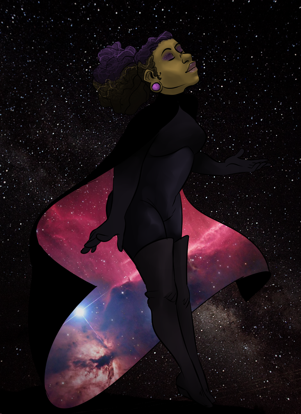 Space Witch by Thea0605