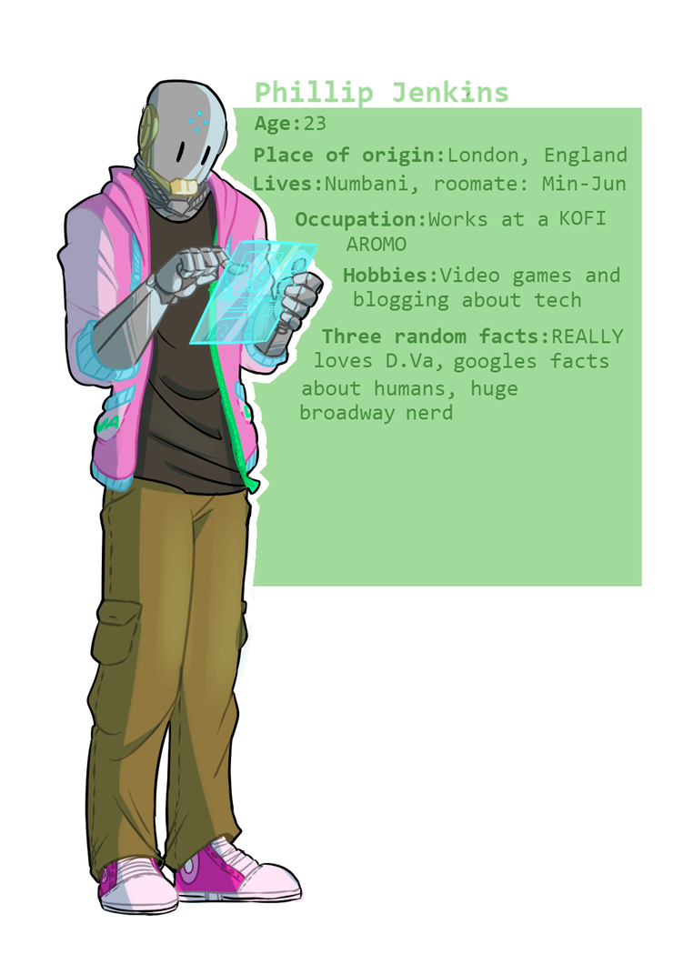 omnic ref sheet Phillip by Thea0605