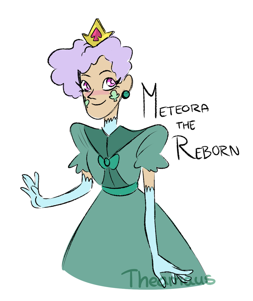 Meteora the Reborn by Thea0605