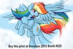 Fly Horse (Print)