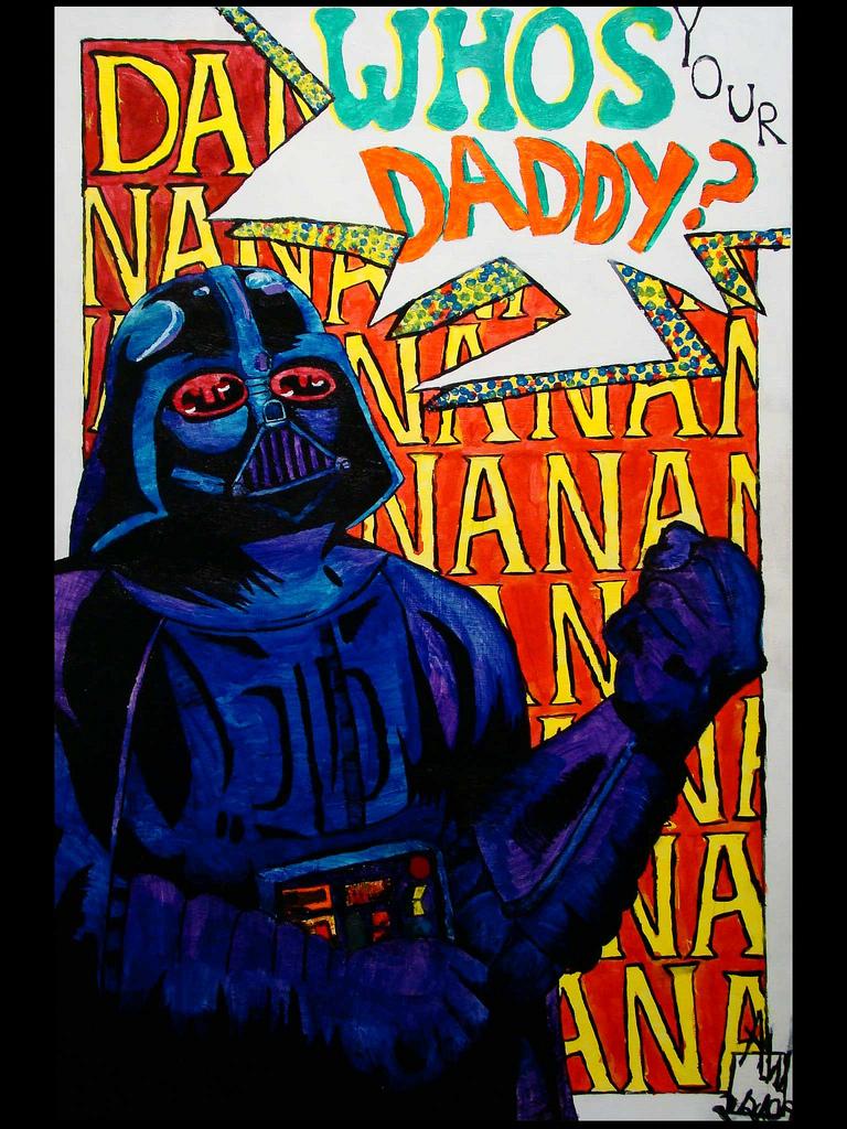Air Guitar Vader