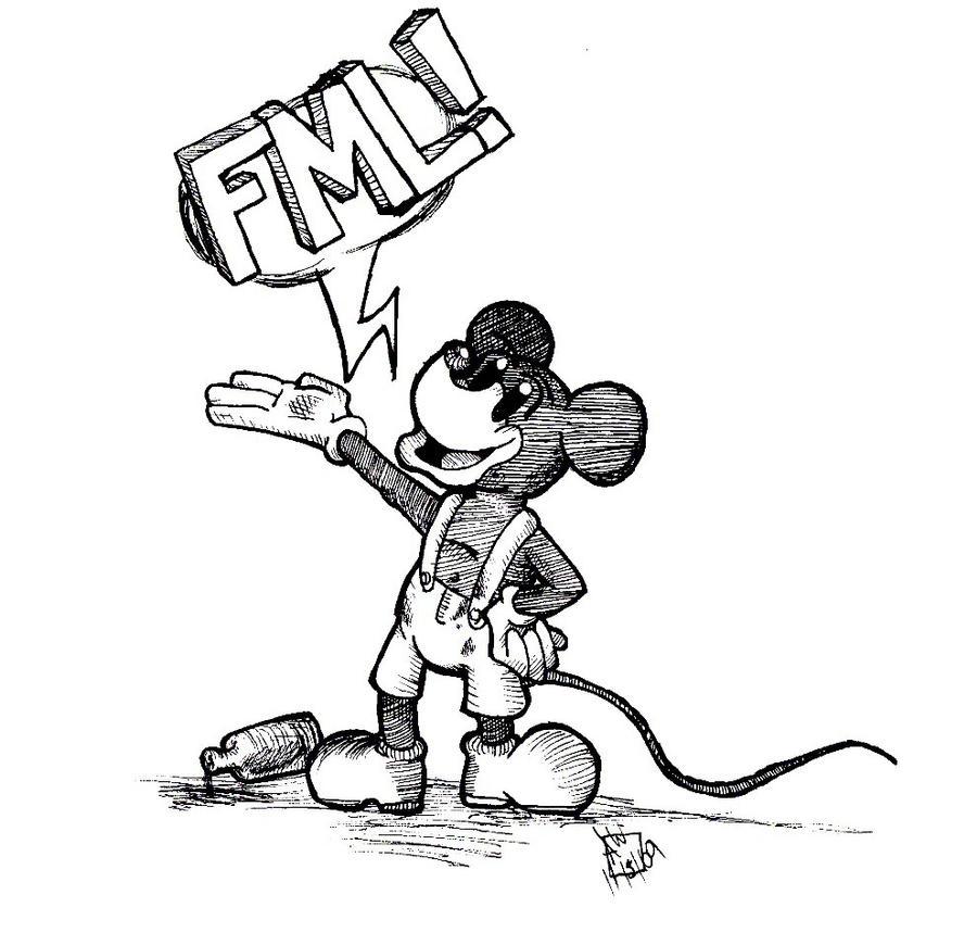 FML Mickey