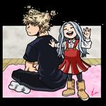 Bakugo and Eri