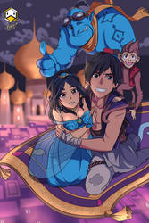 Aladdin by DuckLordEthan