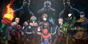 League of Villains (Marvel Edition)
