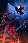 Spider-ssemble by DuckLordEthan